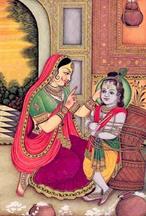 Krishna Tied
