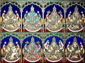 Ashtalakshmi 2
