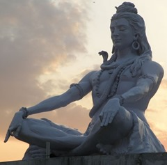 Shiva Meditating