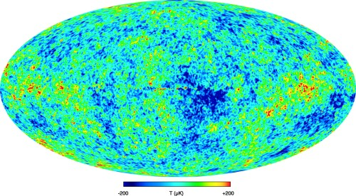 cosmic-microwave-map